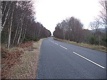 NH8104 : The old A9 by Richard Webb