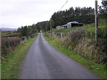 G9838 : Road at Lacoon by Kenneth  Allen