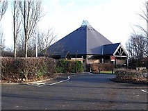 NZ2956 : St John Boste Church, Oxclose, Washington by Oliver Dixon