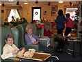 TQ4479 : Christmas Day in a nursing home by Stephen Craven