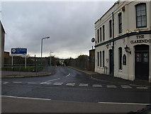 TQ7868 : Church Path (the eastern end) by Michael Flegg