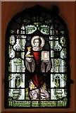TQ0682 : St Laurence, Cowley - Window by John Salmon