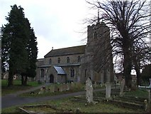 TL3677 : St John The Baptist Church by Tony Bennett