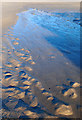 SH1630 : Shapes in the sand by Dave Croker