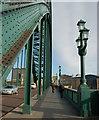 NZ2563 : On Tyne Bridge by Andy F