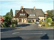 SK6443 : The Wheatsheaf Pub by johnfromnotts