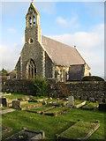 TR3748 : St John the Evangelist church, Kingsdown by Nick Smith