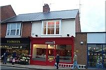 SP2871 : Indian Edge Restaurant Warwick Road by David Walton