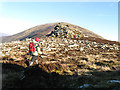 S8043 : Blackstairs Mountain by kevin higgins