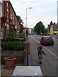 SP4640 : Middleton Road from the Chinese Takeaway by David Vere