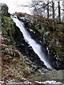 NT9517 : Linhope Spout by Andrew Curtis