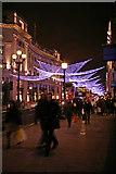 TQ2981 : Regent Street, London W1 by Christine Matthews