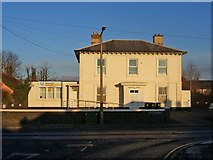 SO8277 : Burgage Lodge, 184 Franche Road, Kidderminster by P L Chadwick