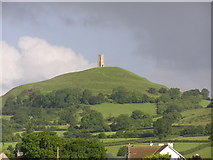 ST5138 : Glastonbury Tor by Michael Cobb