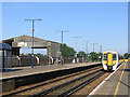 TQ9063 : Sittingbourne station - east end by Stephen Craven