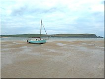 SW9276 : Camel Estuary   Nr Rock   Cornwall by Paul Leonard