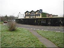TQ0487 : Denham Green: The Inn on the Green public house by Nigel Cox