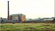 J2664 : Barbour Threads, Lisburn by Albert Bridge