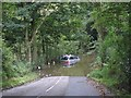 SO9775 : Alvechurch Highway - Another Summer, another flood by Roy Hughes