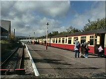 SD8022 : Rawtenstall Station by Gerald England