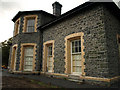 SN5879 : Plas Tanybwlch Mansion by Neil Parker