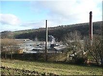SE1307 : Bottoms Mill, off Woodhead Road, Holmfirth by Humphrey Bolton