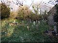 SM9828 : Beulah graveyard in winter by ceridwen