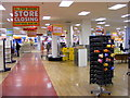 SO9198 : Empty Woolies by Gordon Griffiths