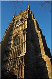 SP0343 : Evesham Abbey by Philip Halling