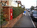 SZ0491 : Parkstone: postbox № BH14 59, Parkstone Avenue by Chris Downer
