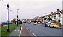 TQ1602 : Brighton Road, Worthing, West Sussex by Roger  Kidd