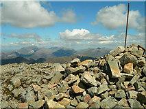 NN1454 : Stob Coire nan Lochan. by Neil Turnbull