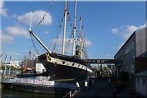 ST5772 : SS Great Britain by Nigel Mykura