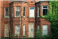 J3371 : Vacant houses, Belfast by Albert Bridge