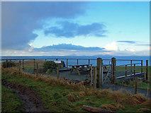 NG2261 : Viewpoint at Trumpan by Richard Dorrell