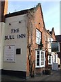 TL8046 : The Bull Inn by Keith Evans