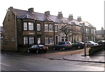 SE0824 : Mayfield Mount - Parkinson Lane by Betty Longbottom