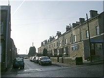 SE0724 : Devon Street - Parkinson Lane by Betty Longbottom