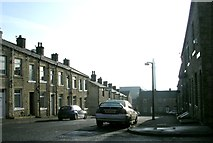 SE0724 : Thornton Street - Fenton Road by Betty Longbottom
