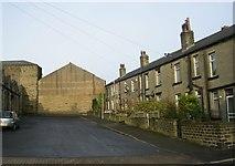SE0724 : Cromer Street - Fenton Road by Betty Longbottom
