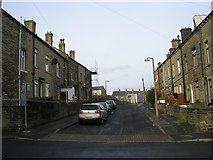 SE0724 : Knight Street - Fenton Road by Betty Longbottom