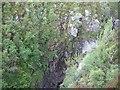 NN9879 : Falls of Tarf by Richard Webb