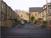 SE0724 : Belfast Street - Fenton Road by Betty Longbottom