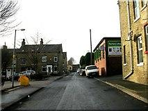 SE0724 : Thorn Tree Street - Queen's Road by Betty Longbottom