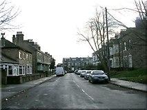 SE0824 : Hyde Park - King Cross Street by Betty Longbottom