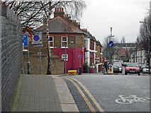 TQ2383 : College Road, Kensal Green by Stephen McKay