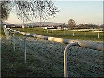 SO4977 : Ludlow racecourse by Derek Harper