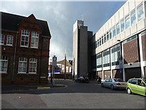 SU1584 : Swindon : College Street by Lewis Clarke