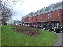 SS6592 : The site of the old Calvert Street by Deborah Tilley