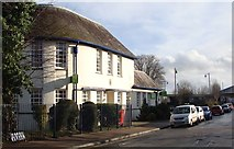 ST5393 : Chepstow Jobcentre Plus Office by Ruth Sharville